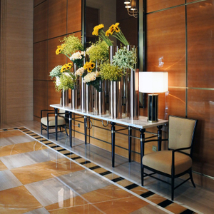 Hotel Public Area Modern Furniture Lobby Table Flower Desk Furniture Online Shop
