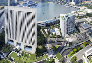 Singapore-Ritz Carlton Hotel Which Furniture Made By EASTMATE HOTEL FURNITURE CO., LTD. CHINA.