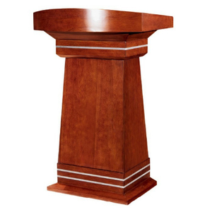 Wholesale Customize Sized Hotel Furniture Wood Counter Reception Desk