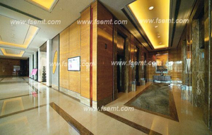 Interior Wood Wall Cladding/Wooden Panels for Hotel Bedroom Furniture
