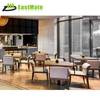Hotel furniture/Factory promotional dining set round restaurant table