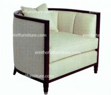 Semi Circle Design Comfortable Sofa Hotel Sofa