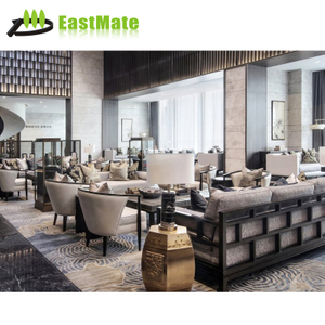 Antique Appearance hotel furniture specific use modern lobby sofa design