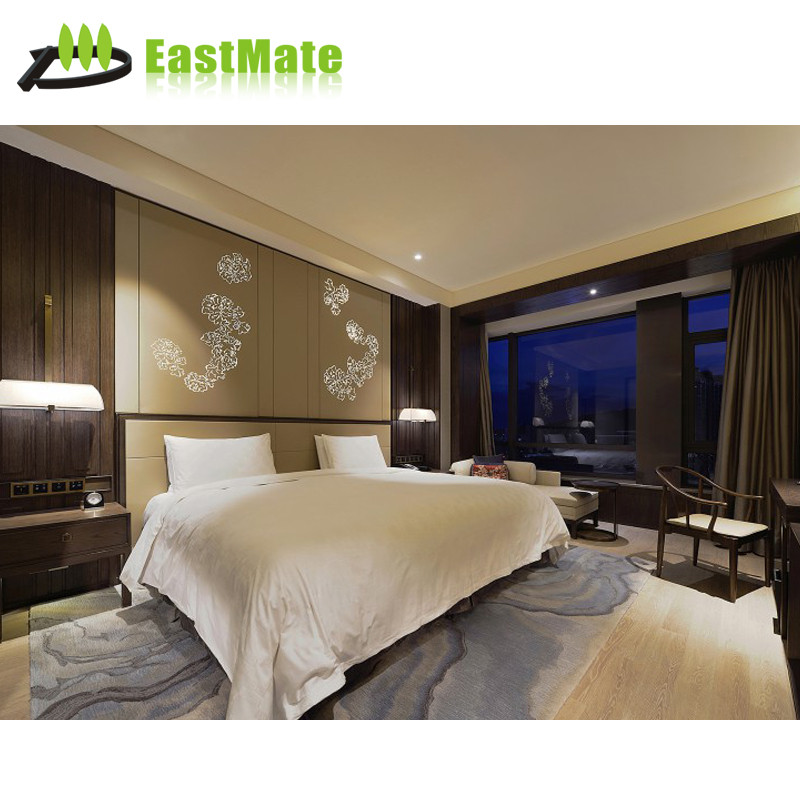 Commerical furniture Classic style bedroom set for 5 star hotel